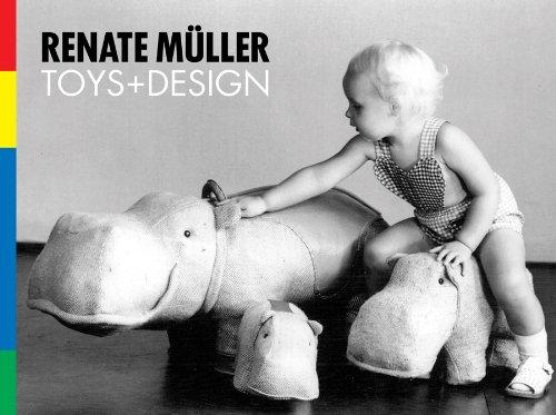 9780970460837: Renate Muller: Toys + Design