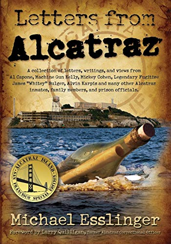 9780970461421: Letters from Alcatraz