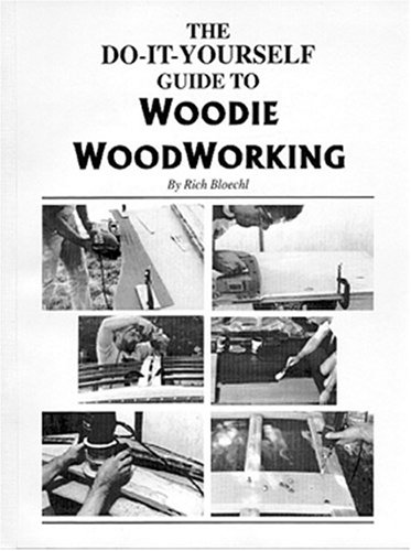 9780970466716: Do it yourself guide to woodie woodworking,: A hands on guide to restoring wood bodied station wagons