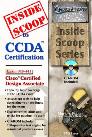 9780970468406: InsideScoop to CCDA Certification: Cisco Certified Design Associate