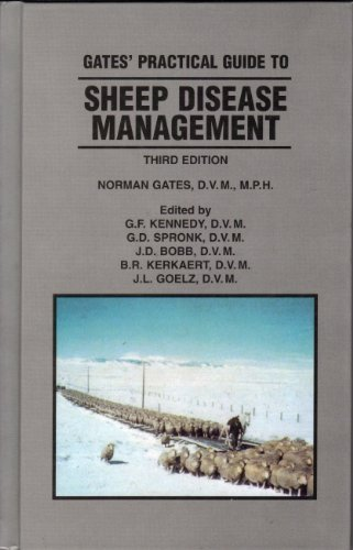 Gate's Practical Guide to Sheep Disease Management: M.P.H. Norman Gates D.V.M.