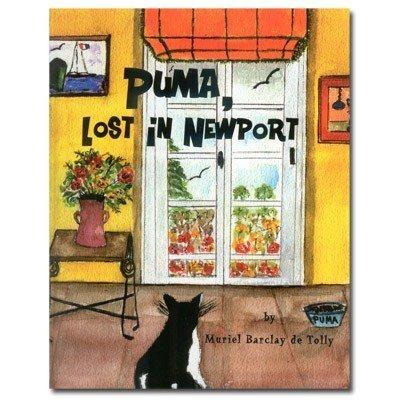 9780970470539: Puma, lost in Newport