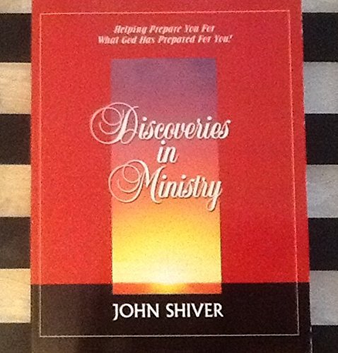 9780970479136: Discoveries in Ministry