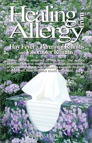 9780970484307: Healing from Allergy (Hay Fever & Perennial Rhinitis) and Vasomotor Rhinitis