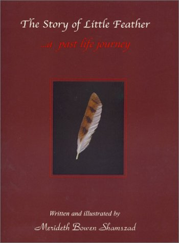 The Story of Little Feather . a past Life Journey: Shamszad, Merideth Bowen