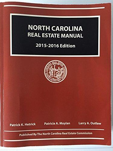 9780970490797 north carolina real estate manual 2015 2016 edition rh abebooks com north carolina real estate manual 2015-16 edition north carolina real estate manual 2015-16 edition