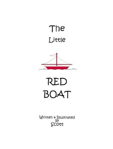 9780970523723: The Little Red Boat