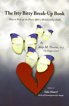 9780970530110: The Itty Bitty Break-Up Book: How to Pick up the Pieces After a Relationship Ends