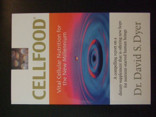 9780970541802: Cellfood: Vital Cellular Nutrition for the New Millennium