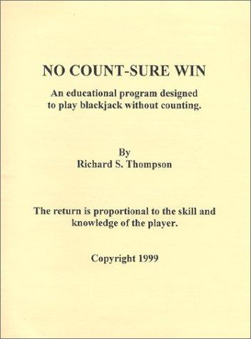9780970544407: No Count Sure Win