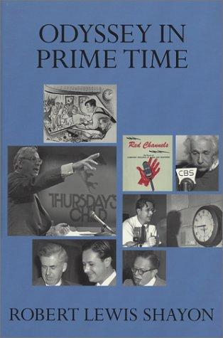 9780970546906: Odyssey in Prime Time