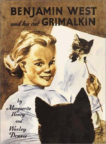 9780970561800: Benjamin West and His Cat Grimalkin