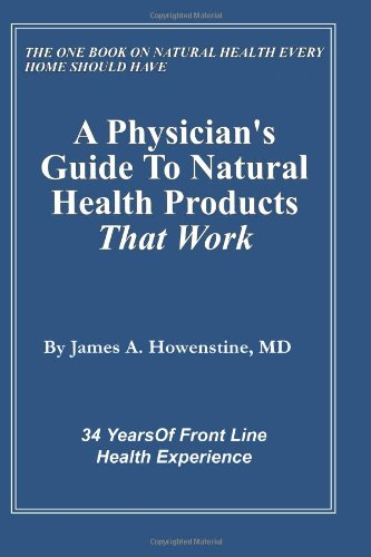 9780970568489: A Physician's Guide to Natural Health Products That Work