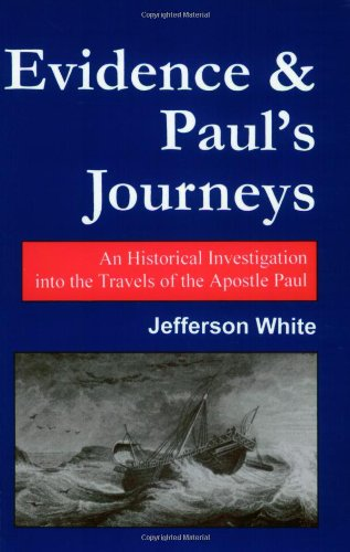 9780970569509: Evidence and Paul's Journeys