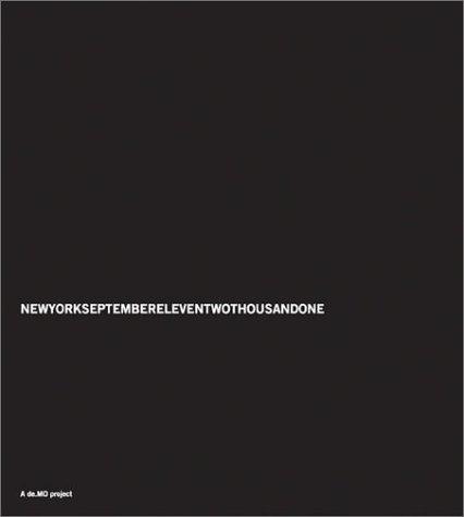 New York September Eleven Two Thousand One: Baravalle, Giorgio; Modine,