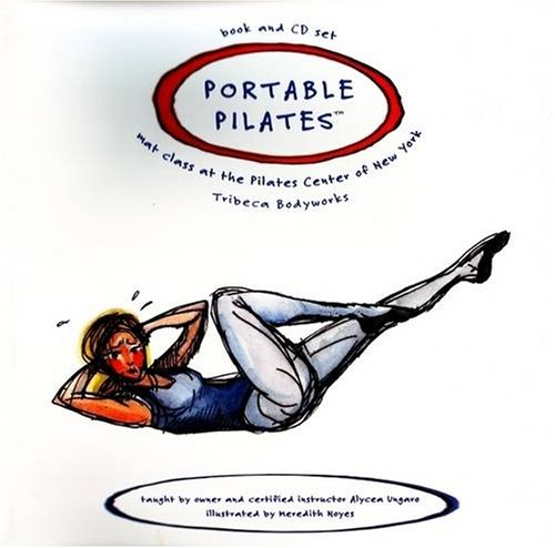 9780970583109: Portable Pilates: Mat Class at the Pilates Center of New York