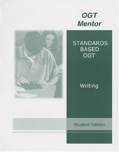 9780970590077: OGT Exit Level Writing Workbook