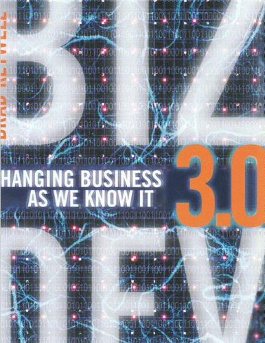 9780970597014: Biz Dev 3.0: Changing Business As We Know It