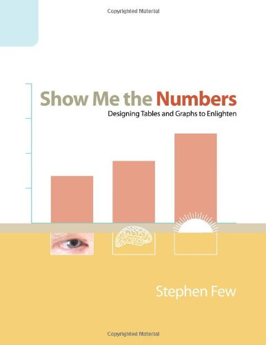 Show Me the Numbers: Designing Tables and