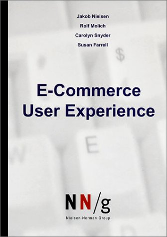 9780970607201: E-Commerce User Experience