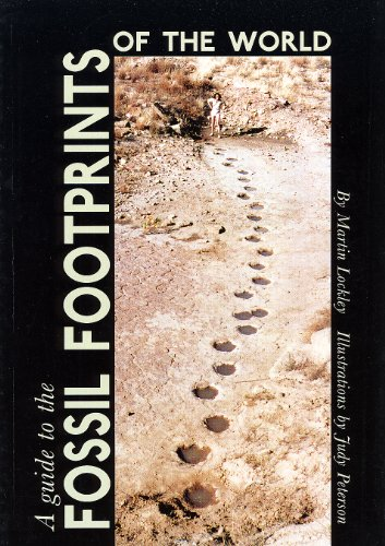 9780970609137: A Guide to the Fossil Footprints of the World