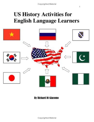 9780970623751: US History Activities for English Language Learners