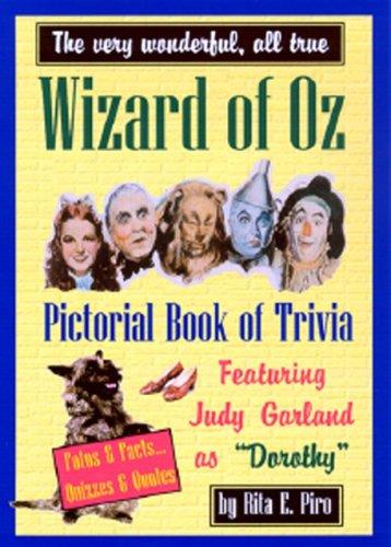 9780970626158: Treasury of The Wizard of Oz Trivia