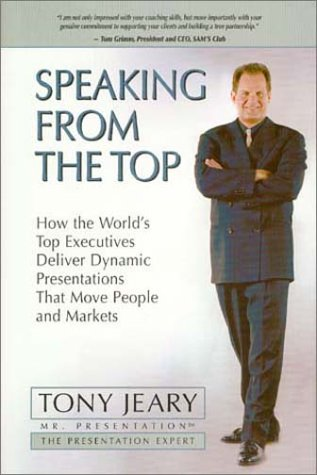 9780970631701: Speaking From the Top