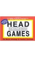 Head Games: The Mental Advantage for Baseball Excellence : Spiral: Herbison, Walter