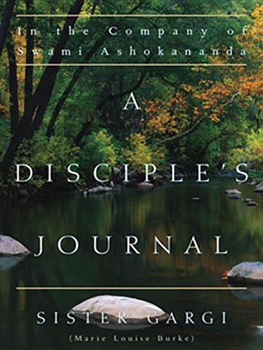 9780970636850: A Disciple's Journal: In the Company of Swami Ashokananda: In the Company of Swami Ashokananda