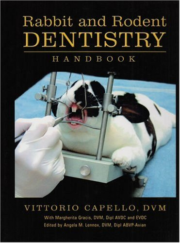 9780970639516: Rabbit and Rodent Dentistry Handbook