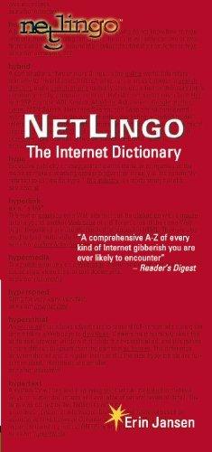 9780970639677: NetLingo: The Internet Dictionary