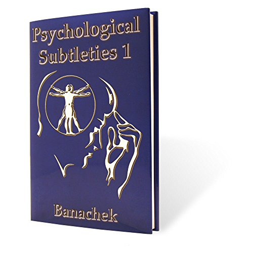 9780970643841: Psychological Subtleties 1 (PS1) by Banachek - Book