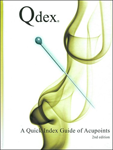 9780970645524: Qdex: A Quick Index Guide of Acupoints