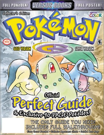 Pokemon - Official Perfect Guide & Exclusive: Versus Books Staff