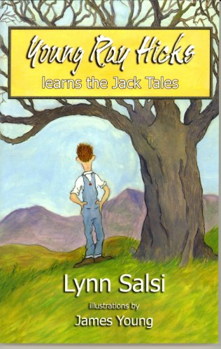 Young Ray Hicks Learns the Jack Tales: Lynn Salsi