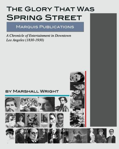 9780970653093: The Glory That Was Spring Street