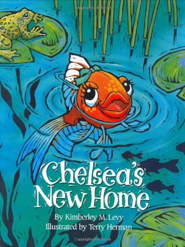 Chelsea's New Home: Levy, Kimberley M.