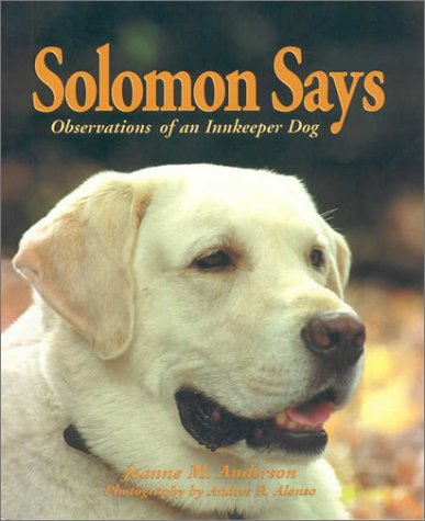 Solomon Says : Observations of an Innkeeper: Joanne M. Anderson