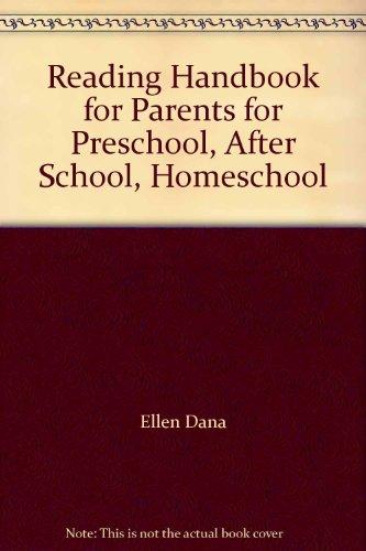 9780970654519: Reading Handbook for Parents for Preschool, After School, Homeschool
