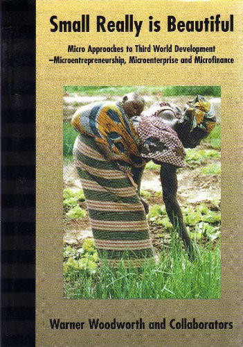 9780970661920: Small Really is Beautiful: Micro Approaches to Third World Development-Microentrepreneurship, Microenterprise, and Microfinance