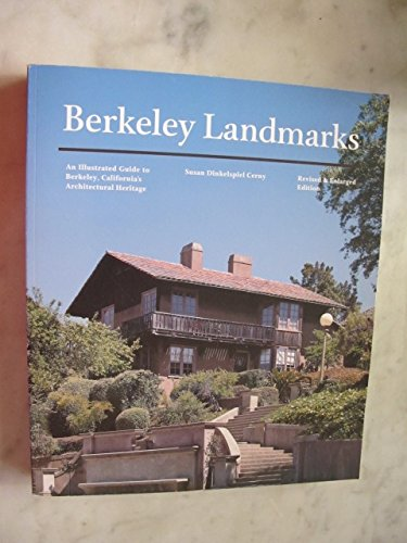 9780970667601: Berkeley landmarks: An illustrated guide to Berkeley, California's architectural heritage