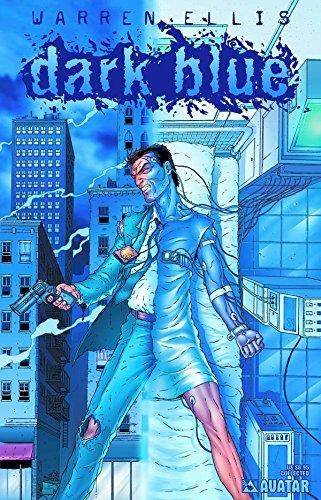 9780970678430: Warren Ellis' Dark Blue
