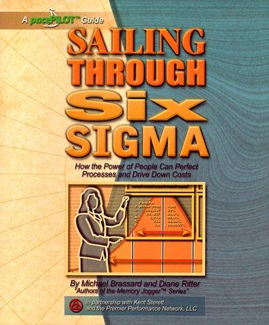 9780970683922: Sailing Through Six Sigma - Book & CD Set