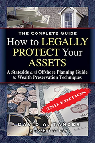 9780970684424: How to Legally Protect Your Assets 2nd Edition (Book & DVD)