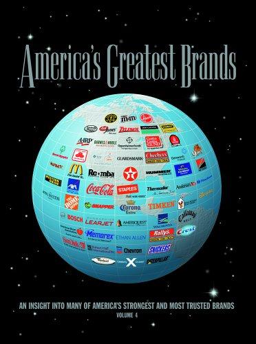 9780970686039: 4: America's Greatest Brands