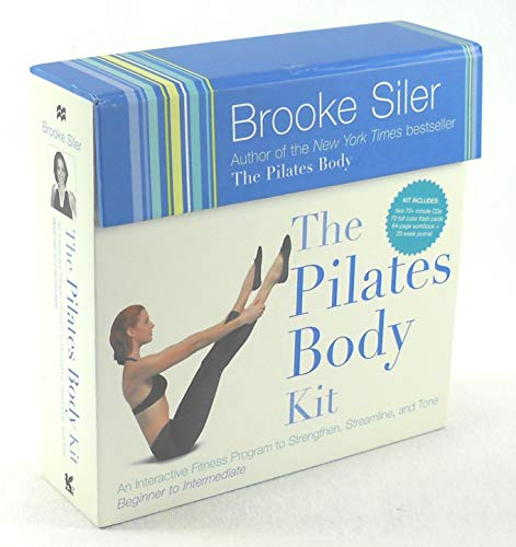9780970687050: The Pilates Body Kit by Brooke Siler (2003) Hardcover