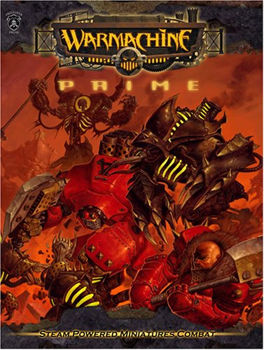 9780970697073: Warmachine Prime Rulebook (Iron Kingdoms)