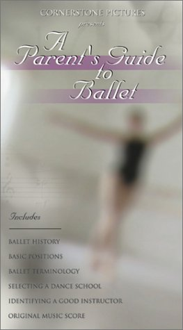 9780970700407: A Parent's Guide to Ballet [VHS]