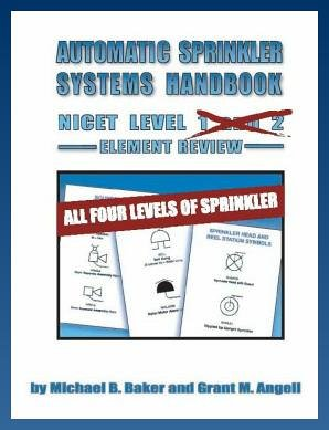 9780970722973: Automatic Sprinkler Systems Handbook (NICET Sprinkler Level 1 to 4)